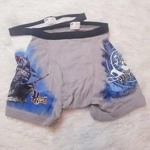 06 PIRATES Of The CARIBBEAN Boxer Briefs Underwear
